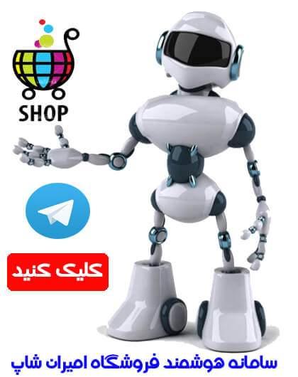 ربات هوشمند امیران شاپ