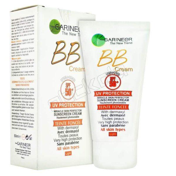 کرم ضد آفتاب گارنیر Garinger BB SPF50-60