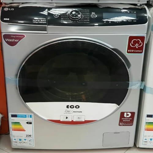 ماشین لباسشویی ال جی مدل 1436 | 10 کیلویی 2019